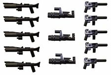 LEGO / Little Arms Star Wars 13-teiliges Waffen-Set Minigun Blaster *155FR