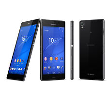 Unlocked Sony Ericsson Xperia Z3 D6603 16GB Android 3G 4G LTE Smart Phone -BLACK