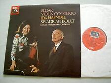 ASD 3598 ELGAR Violin Concerto Ida Haendel Boult vinyl LP