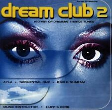Dream Club 2 (1998) Music Instructor, Carlos, D-Tune, Marusha, Brooklyn.. [2 CD]