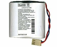 BATTERIA COMPATIBILE LOGISTY 7,2V 5Ah BATLI06 BAT06