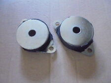 2 Support boite superieur Renault 8 10 Dauphine Floride caravelle gearbox mount