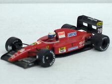 Ferrari F 92 A Start-Nr. 28, Ivan Capelli, ohne OVP, Minichamps, 1:43