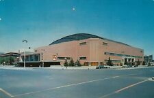 US WISCONSIN MILWAUKEE ARENA POSTED JUNE 25, 1954 TO ESCANABA, MICHIGAN