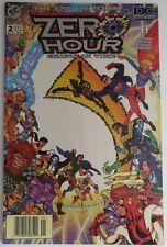 1994 ZERO HOUR: CRISIS IN TIME #2  -    F                 (INV4856)