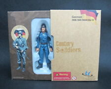 JSI Century Soldiers WWII German ARMY TANKER 1/18 60097A6