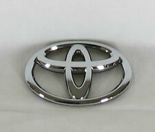 TOYOTA TRUNK EMBLEM RAV4 FJ CRUISER BACK HATCH OEM CHROME T BADGE sign symbol