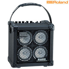 Roland Micro Cube RX Portable Battery Powered Bass Amplifier l Authorized Dealer