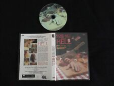 Goremet Zombie Chef from Hell (1986) rare cannibal horror  dvd