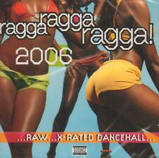 Various Reggae(CD Album)Ragga Ragga Ragga! 2006-Greensleeves-GRELCD289-New