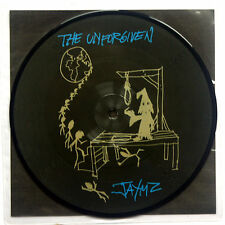 "EX/EX METALLICA THE UNFORGIVEN 7"" VINYL 45 PICTURE PIC DISC"