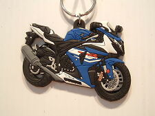 SUZUKI GSXR1000 GSXR 1000 KEYRING RUBBER VERY LIMITED STOCK