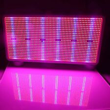 1600W LED wachsen Licht VollSpektrum Hydrokultur Zimmerpflanze Grow Light Lampe
