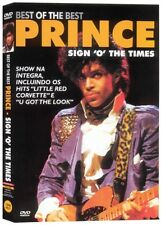 Prince: Sign O 'O' ( of ) The Times DVD (Sealed)