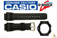 CASIO G-9300-1 G-Shock Original Black Rubber BAND & BEZEL Combo