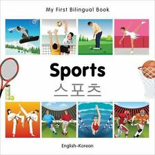 My First Bilingual Book-Sports (English-Korean)