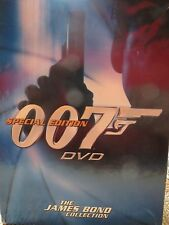 James Bond Collection - Special Edition 007: Volume 1 (DVD, 2002, 7-Disc Set)