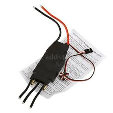 80A Brushless Water Cooling Speed Controller ESC with 5V/5A SBEC fr RC Boat I8H6