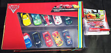 Disney Pixar Cars 2 World Grand Prix Racers 10-Pack Set + Rip Clutchgoneski