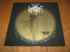 """VENEROR """"Percussimus Foedus Cum Morte"""" LP mortuary drape altar of perversion"""