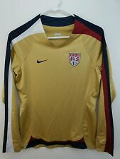 Vintage Nike 2007 Womens USA National Team Player Issue Soccer Jersey Size Small