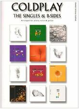 Coldplay: The Singles and B-sides (pvg) by Music Sales Ltd (Paperback, 2007)