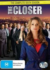 The Closer Season 6 : NEW DVD