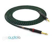 Evidence Audio Lyric HG Instrument Cable | Neutrik Gold TS to TS | 20 ft. | 6 m