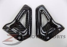 Ducati Monster S2R S4R S4RS Rear Passenger Foot Mount Heel Guard Carbon Fiber