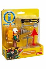 Fisher-Price Imaginext - Adventure City Construction Worker