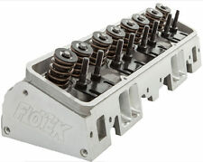 2 Flo-Tek Small Block Chevy 180cc/64cc complete cylinder heads