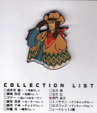 Ace Attorney Phoenix Wright Gyakuten Saiban Pin Kotobukiya Pintre Jake Marshall
