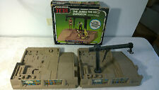 Vintage Star Wars POTF Jabbas Dungeon Playset with Box no figures
