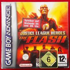 Nintendo Gameboy Advance - GBA ► Justice League Heroes: The Flash ◄ NEU & OVP