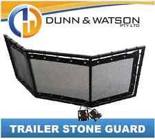 Trailer Stone Guard / Shield (Bolt On) - Camper Trailers, Caravans, Boats