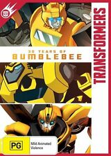 Transformers: 30 Years of Bumblebee NEW R4 DVD