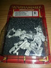 Warhammer High Elf White Lions of Chrace  sealed UK post inc.