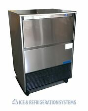 STAINLESS STEEL 65LB COMMERCIAL UNDERCOUNTER ICE MACHINE MAKER