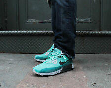 NIKE AIR MAX LUNAR 90 WR Mens Shoes Size 13 654471-300 Bleached Turq/Anthracite/