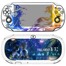 Skin Decal Sticker For PS Vita Original PCH-1000 Series Consoles FFX #05 + Gift