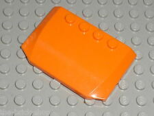 Capot LEGO Orange wedge ref 52031 / Set 7638 3830 8162 7686 7991 7642