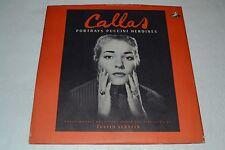 Callas~Portrays Puccini Heroines~Tullio Serafin~Angel Records 35195~FAST SHIP