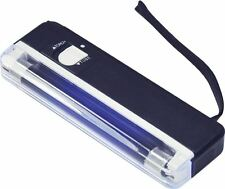 Ultra violet -Portable UV Bank Note Checker With Torch & Lamp Black light