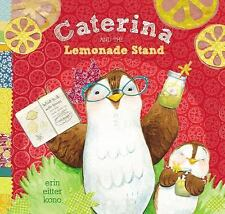 Caterina and the Lemonade Stand-ExLibrary