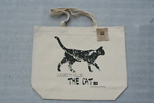 DESIGNER ECOBAGS Recycled Cotton Canvas Tote/Shopping Bag With long Handles