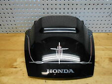 H77 Honda Silver Wing FSC 600 2005 Rear Top Tail Cover Painted Black