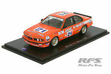 Bmw 635 CSI talla a-cecotto James Hardie 1000 Bathurst 1985 - 1:43 Spark sas016