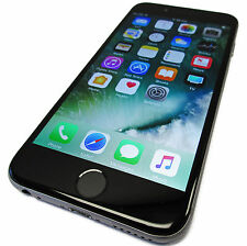 AT&T Apple A1549 iPhone 6 16GB Black / Space Gray iOS 10.2 Grade A-