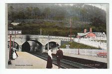 Grindleford Railway Station Derbyshire Pre 1918 Bagshaw Ecclesall Road Sheffield