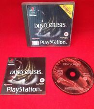 Dino Crisis-PlayStation 1-PS1-PAL-Probado